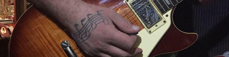 Chuck's Guitar Geekery