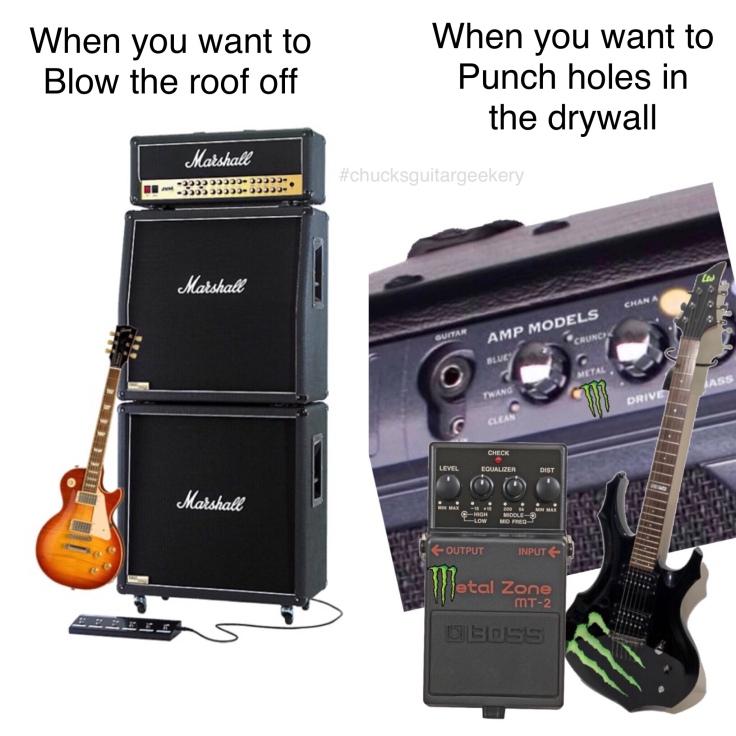Kyle guitar meme metal zone schecter line 6 insane