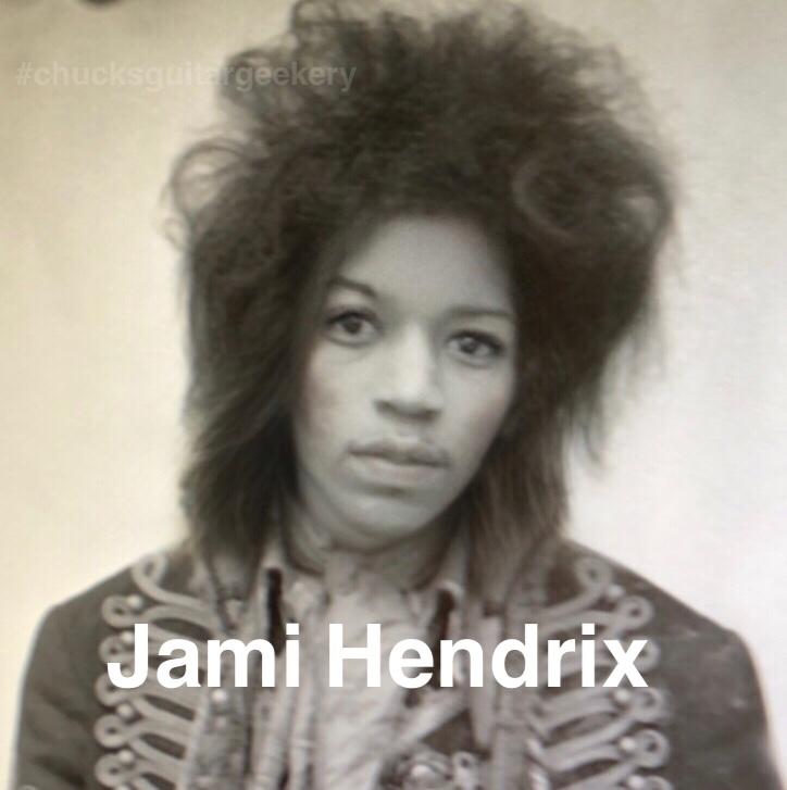 Jimi Hendrix Gender Swap