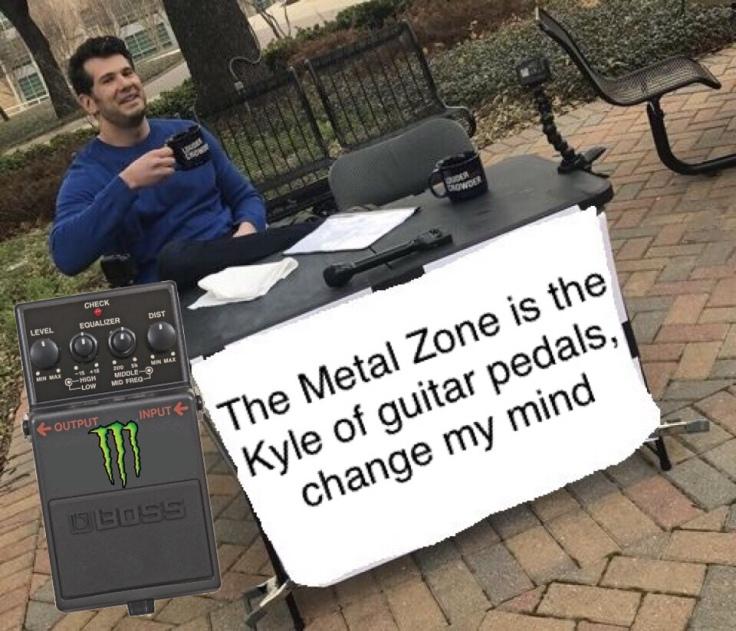 metal zone kyle meme
